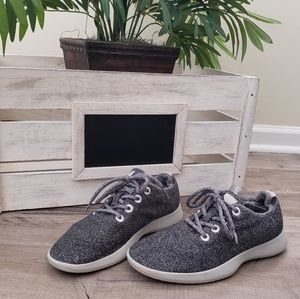 Allbirds Womens Sneakers The Wool Runners Gray